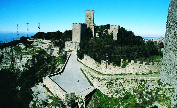 Erice: A leap into the past